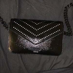 Victoria Secret Black Purse